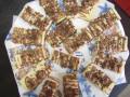 Домашни вафли с готови кори
