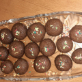 Меки курабийки с какао