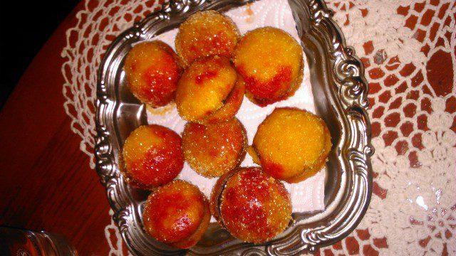 Домашни сладки праскови от Инна Ненова