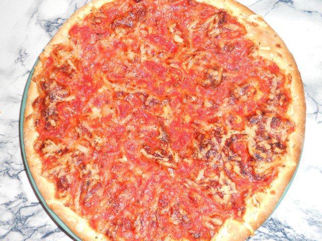 Лесна пица Маргарита