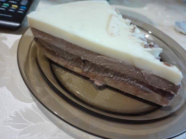 Торта Три цвята шоколад