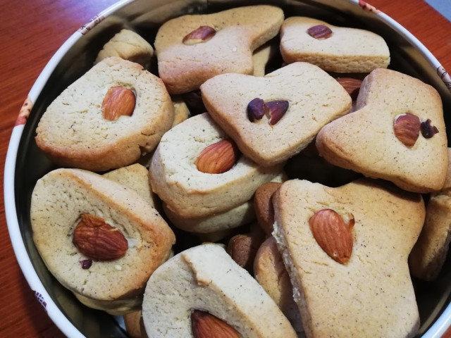 Бързи и трайни коледни бисквити