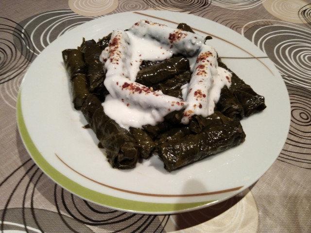 Сарми по македонски
