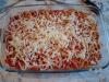 Спагети на фурна с много подправки и кашкавал - Анонимен