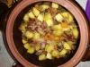 Гювеч със свинско, картофи и гъби - Анонимен