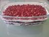 Бишкотена торта със сладко, сметана и плодове - Потребител#246506